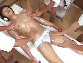 A gay massage of my dreams