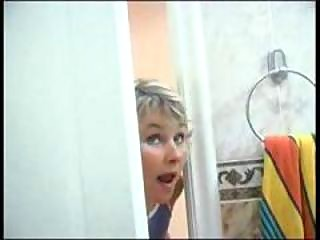 Mom Spying On Son Will He Was In Shower Than She Has Incest Sex