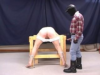 Lewd Pig Daddy Torturing Horny G