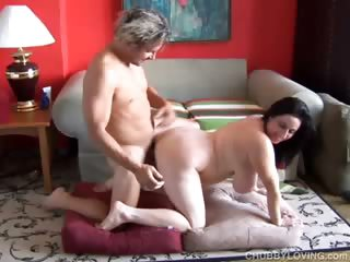 Beautiful large tits BBW Kitty Lee
