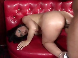 Luscious Lopez Fucked At Strip Club