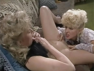 Lesbo milfs inside action