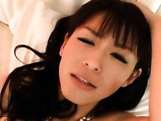 Recent Youthful Oriental Cutie Happily Sucks On Schlong