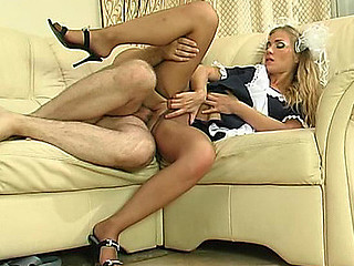Diana&Lesley uniform hose sex movie