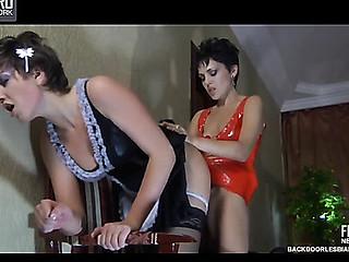 Lottie&Viola great anal lesbo movie