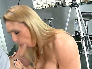 Tanya Tate got fucked up by naughty photographer Xander Corvus, she gave him unfathomable blow job and fucked up!