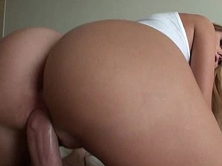 Moist holes of cutie nailed