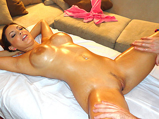 Oily Juicy and Lewd