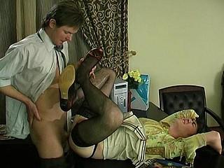 Ernest&Morgan gay sissy episode