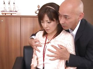 office doxy groped and fingered