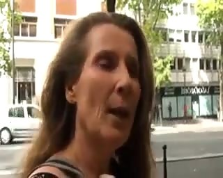 Elisa A Granny Banged
