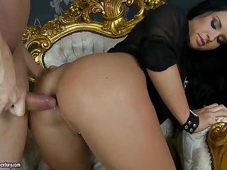 Bettina Dicapri gets her butt fucked balls unfathomable from behind