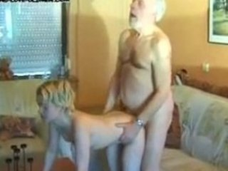 Teen + Grand-dad 01 From Maturesid...