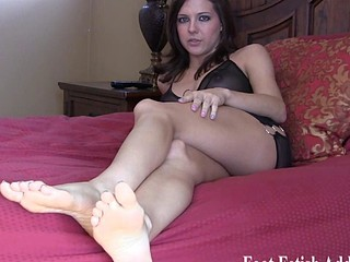 Sweethearts on our web site have very sexy feet