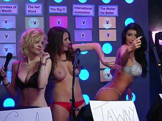 right answers make her boobs jiggle @ season 1, ep. 220