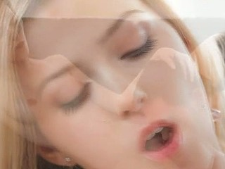 Sugary cutie shows her amazing sucking skills previous to sex