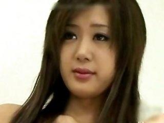 Cutie Japanese Hottie Creampie