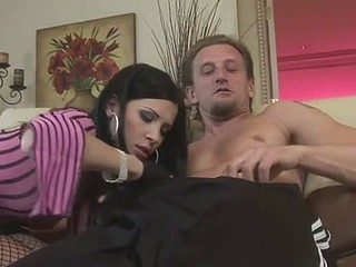 Rebecca Linares screwed in the butt