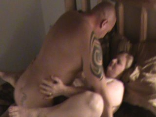 Sexy BBW let&,#039,s boyfriend cum inside her for the second time during the time that hubby videos it.