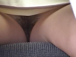 Shaggy Upskirt