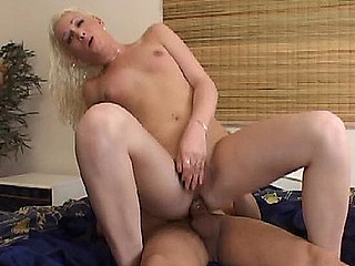 Silvi wicked tranny in action