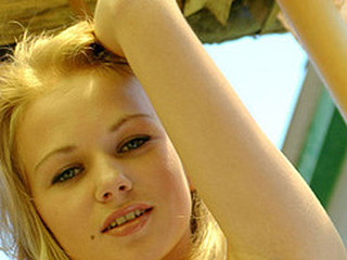 Legal Age Teenager beauty milana is omg so cute and massive cans too