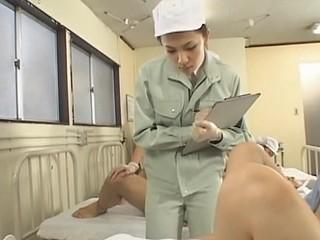 Pal drills Japanese babe