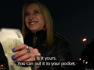 Aleena shares her luscious honey pot after receiving money