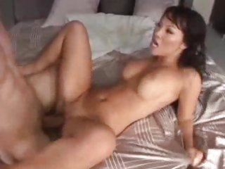Asa Akira likes getting her wet fur pie slammed