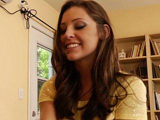 My sister's sexy friend Gracie