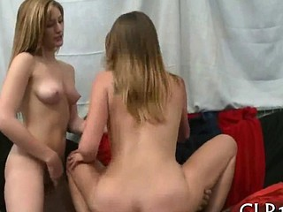 Horny college pretty hot sexy sluts movie 3