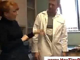 Cfnm femdom petite dick humiliation