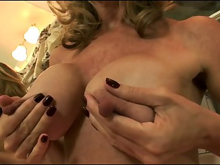 Mature Blonde With Large Nipples!!!!!!!