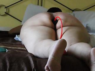 Whipped and plugged