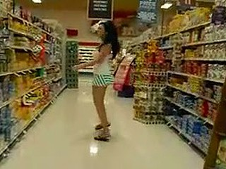 Supermarket pleasure