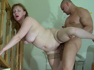 Viola&Nicholas seductive mamma on movie