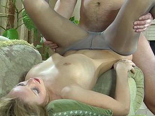 Blanch&Adam cool pantyhose movie scene scene