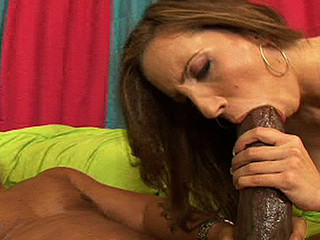 Kelly's pleasing youthful divine cum-hole acquires stretched by a big black dick!