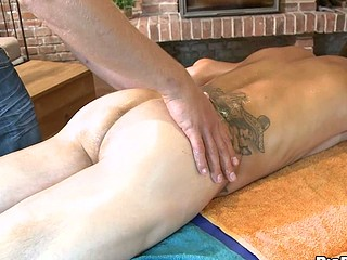 Breathtaking relaxation and hard sex