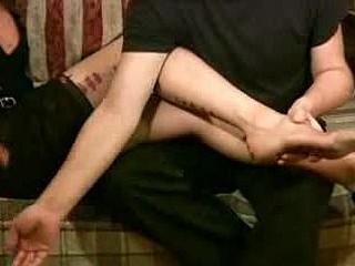 Mauricio fulfills his pantyhose dream