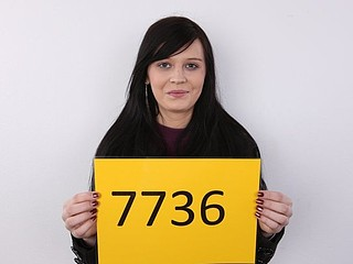 CZECH CASTING - LUCIE (7736)