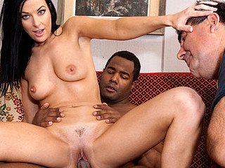 Violet Marcel in Cum Eating Cuckolds