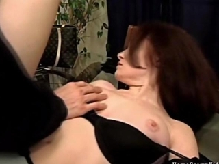 When I invited My Secretary over after work I had no idea she could be such a impure slut