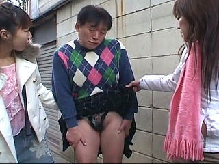 Nasty Japanese Teen Hotties Over P