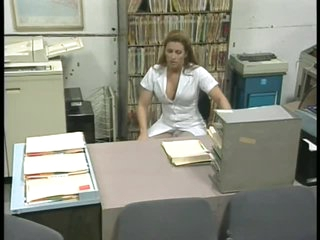 Breathtaking Blonde Nurse Capri Cameron Sucks and Fucks a Patient's Rod