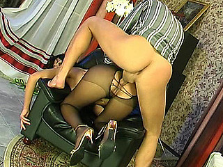 Barbara&Patrick awesome anal hose movie