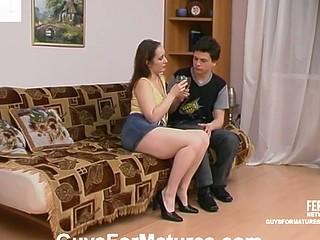 Judith&Nikola vehement aged act